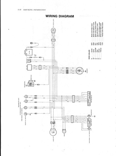 suzuki fa50 wiring diagram   26 wiring diagram images