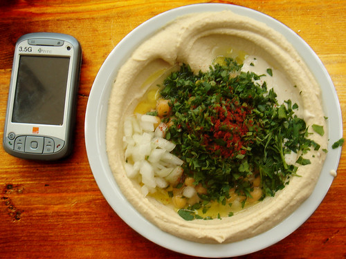 Windows Mobile Hummus | by YanivG