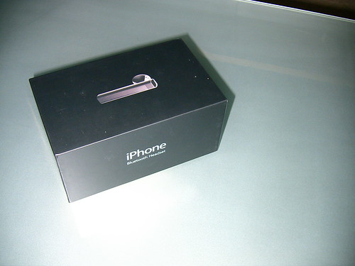 Apple Bluetooth Headset Iphone
