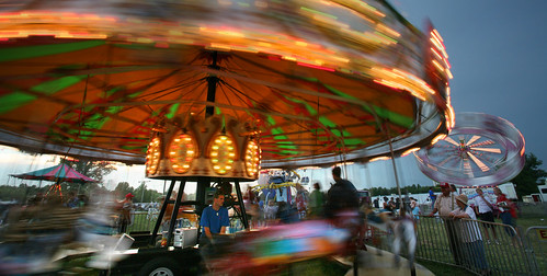 The Carny & The Carousel 7.14.2007 | by Notley