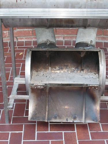 how to make a smoker fire box