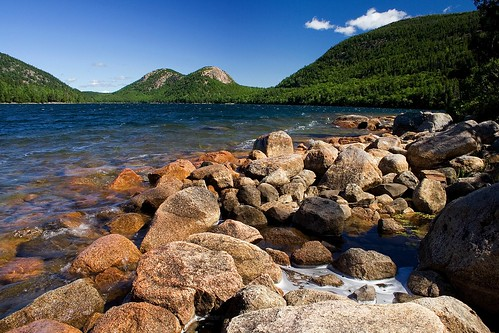Visit Scenic Jordan Pond | by Robby Edwards