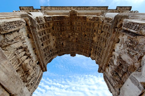 Arch of Titus | by Sebastian Bergmann