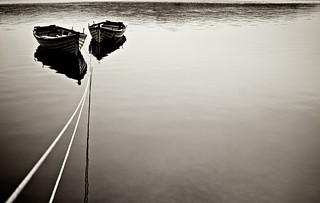Boats - Tethered Together | by theonlyalim
