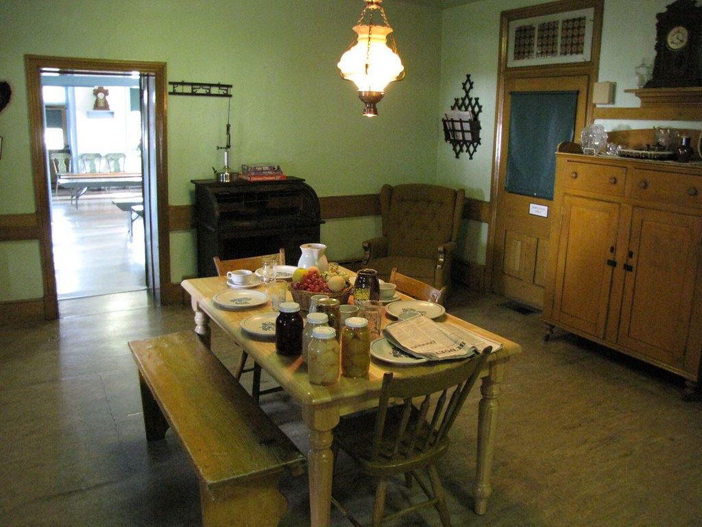 Amish House Tour Kitchen 2 Country Lancaster Count Flickr