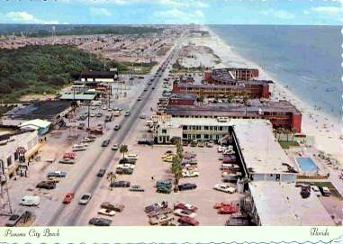 Panama City Beach Hotel Strip