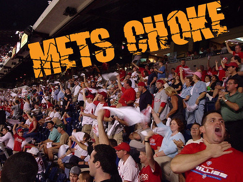 Mets Choke | by Robert Trate