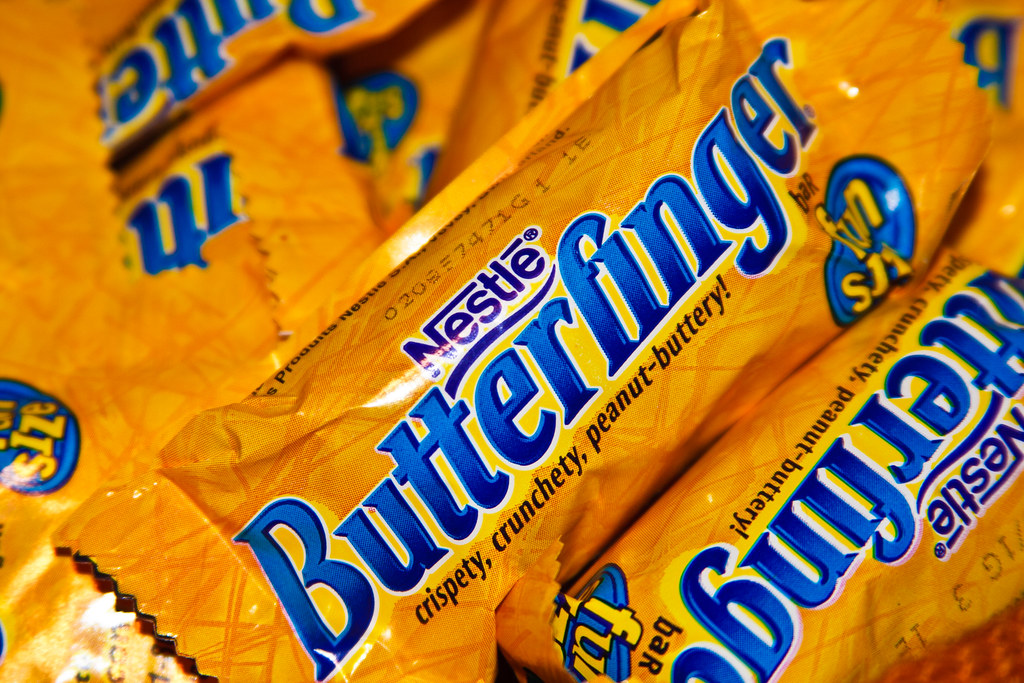 Image result for butter finger