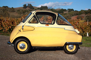 1956 BMW Isetta 300 with Z Molding..(sighhh) | by seahoney