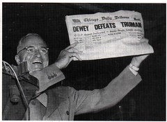 Dewey Defeats Truman | by e-strategyblog.com