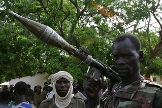 Rebel in northern Central African Republic 04 | by hdptcar