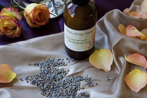 how to make a natural body lotion with essential oils