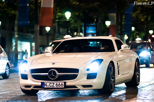 Mercedes SLS AMG | by Future Photography International