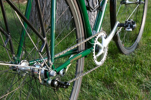 Serotta Rapid Tour Commuter SS Conversion | by mike thomas