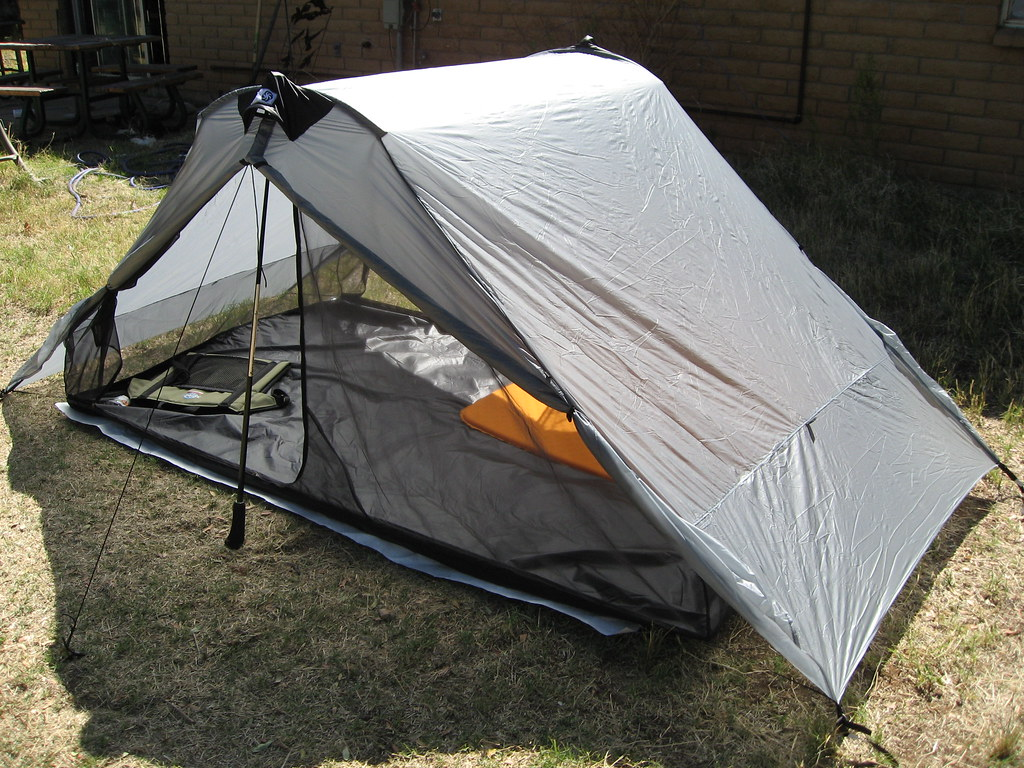 ... A lightweight two man tent for backpacking (Lunar Duo) | by AA7JC & A lightweight two man tent for backpacking (Lunar Duo) | Flickr