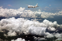 Floating above clouds | by ghazighulamraza