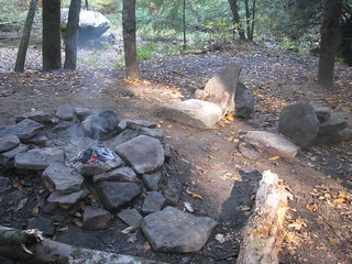 Camping, Fall 2010 | by merfam