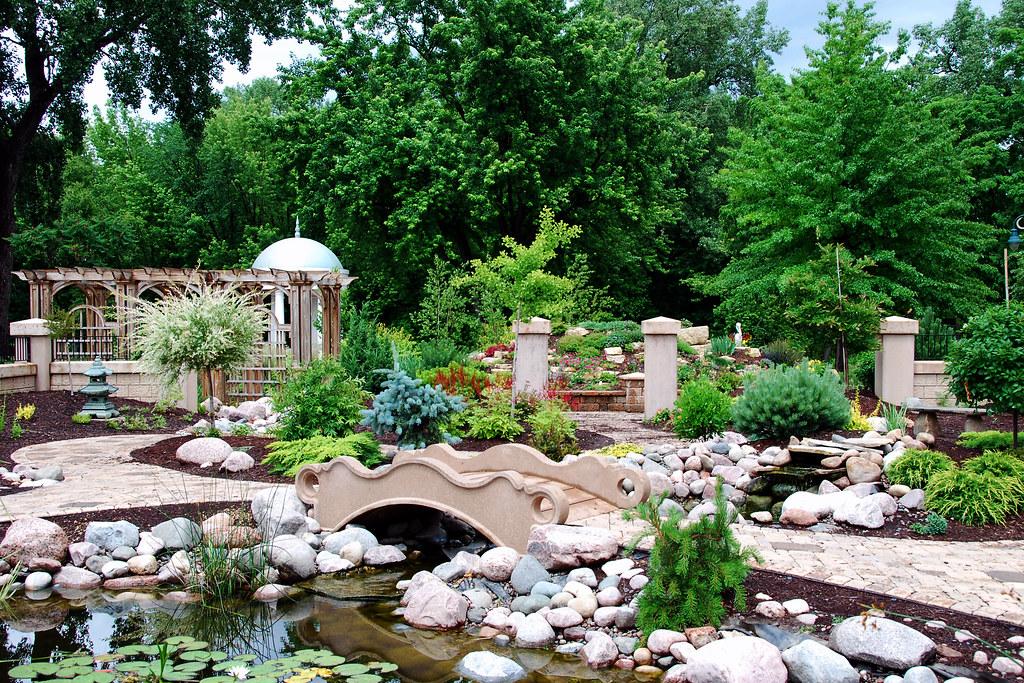 International Friendship Gardens Riverside Park La Crosse,… | Flickr