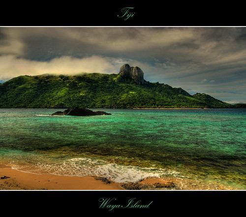 Waya Island, Fiji (16.000+ views!) | by msdstefan