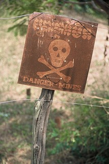 Land mine reality from Cambodia | by timmarec