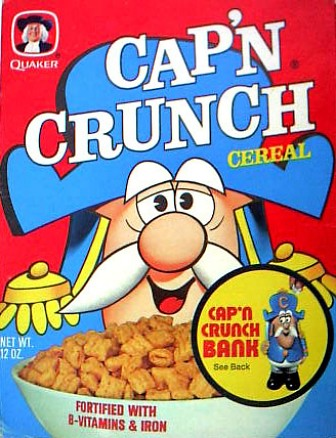 Captain crunch | by basketbawful
