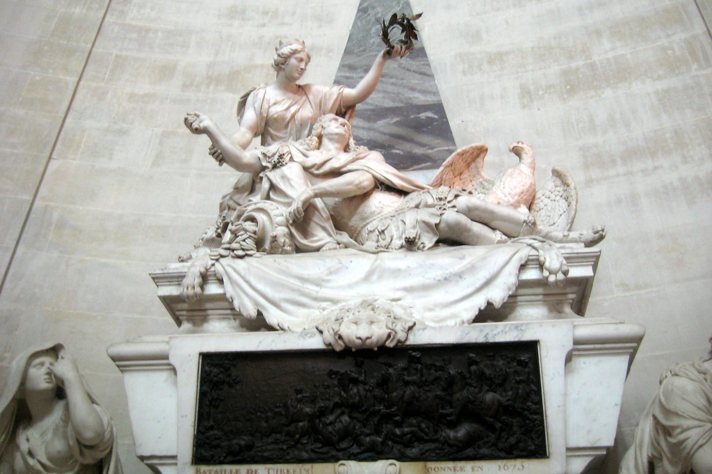 Paris - Hôtel des Invalides - Dôme Church - Memorial to Tu…   Flickr