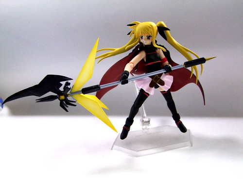 figma フェイト・テスタロッサ The MOVIE 1st Ver. /figma Fate Testarossa: The MOVIE 1st Ver. | by tirol28