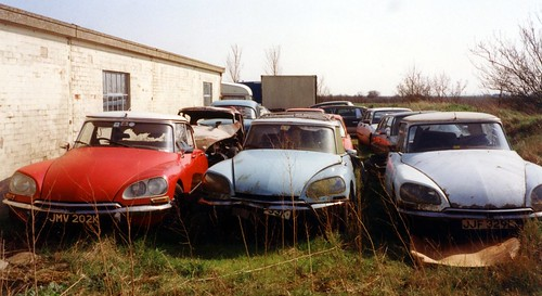 C is for Citroen (various) | by daviddb