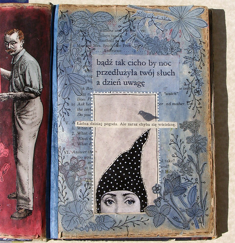 altered book | by minttint