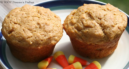 Pumpkin Surprise Muffins | by Dianne's Dishes