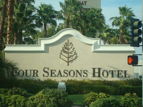 Four Seasons Las Vegas Double Room