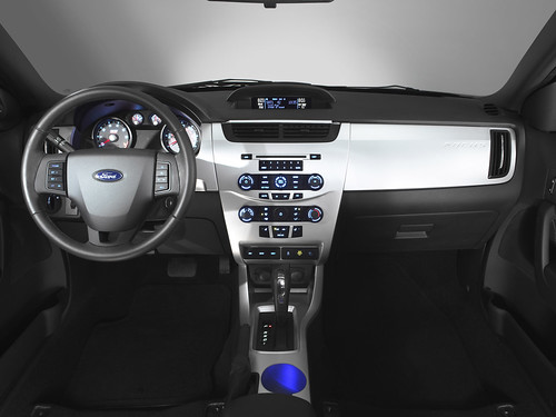 2008 Ford Focus Interior | by Ford Motor Company