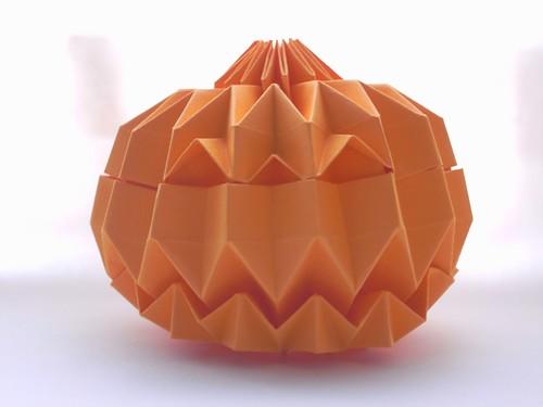 Paper Jack O Lanterns Crafts