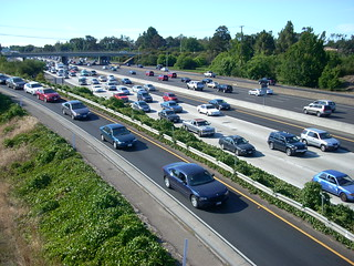 Silicon Valley Highway 101 Traffic Hell | by Richard Masoner / Cyclelicious