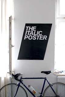the italic poster | by asthmatic