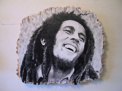 Bob Marley | by Cabe Booth