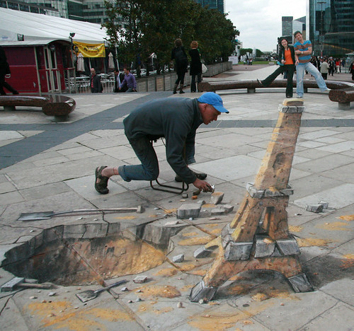 Street art - Julian Beever | by HMHung
