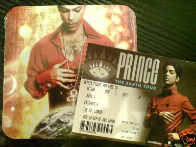 tickets prince | by lisbei