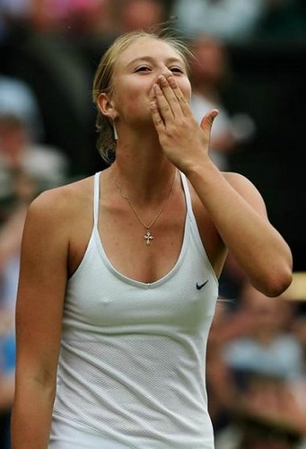 Sharapova sex Maria