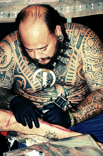 Tattoo Convention Amsterdam 2007 | by fran.sie.man