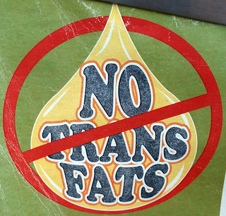 No Trans Fats | by Mykl Roventine
