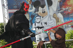 2007 Disney Weekends #4: Jedi Training Academy | by The Official Star Wars