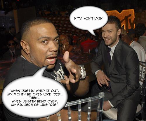 Timbaland and Justin T... Justin Timberlake