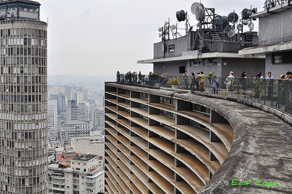 Resultado de imagem para edificio copan