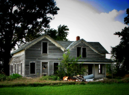 old farmhouse | by McMorr