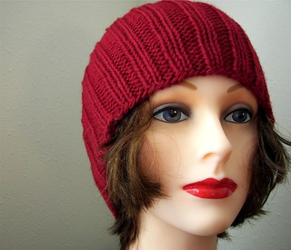 Basic Beanie | by Twisted Knitter