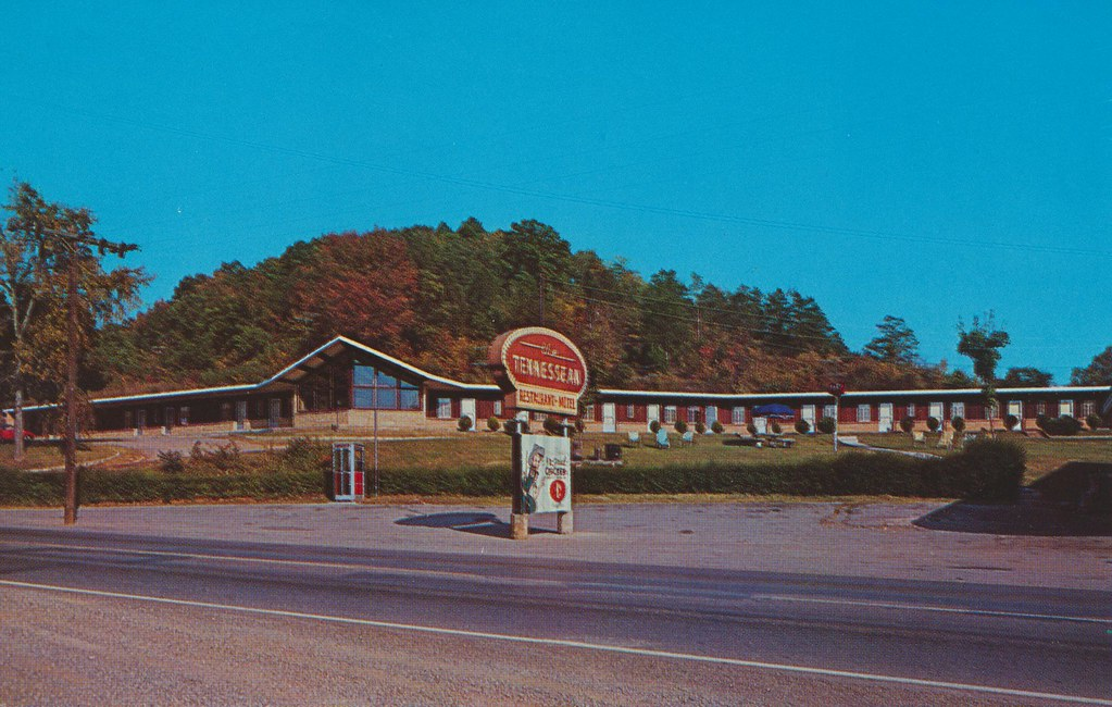 The Tennessean Motel - Rogersville, Tennessee