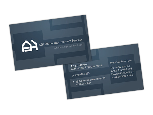 Ajh home improvement business card mos creative flickr ajh home improvement business card by mos creative reheart Image collections