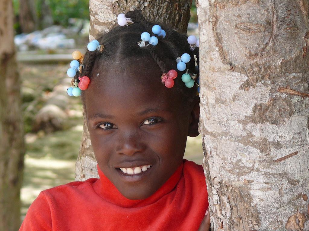 Resultado de imagen de niña dominicana