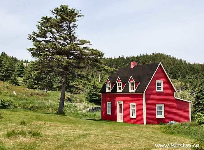 Exceptional Red Cottage #5: Little Red Cottage | By Karen_Chappell Little Red Cottage | By  Karen_Chappell